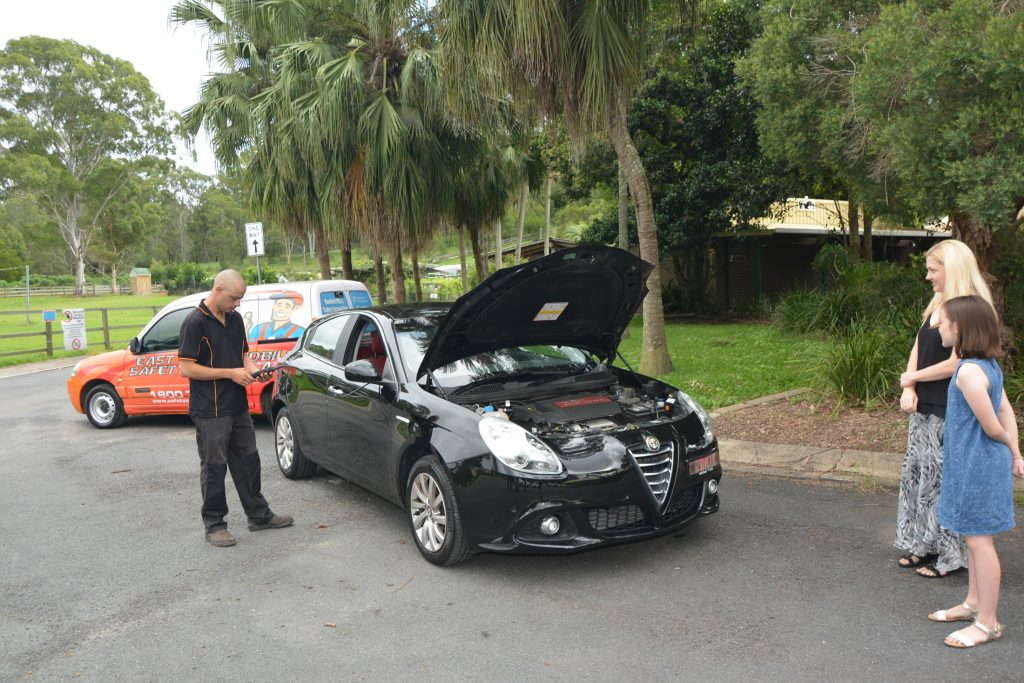 Roadworthy Certificate QLD