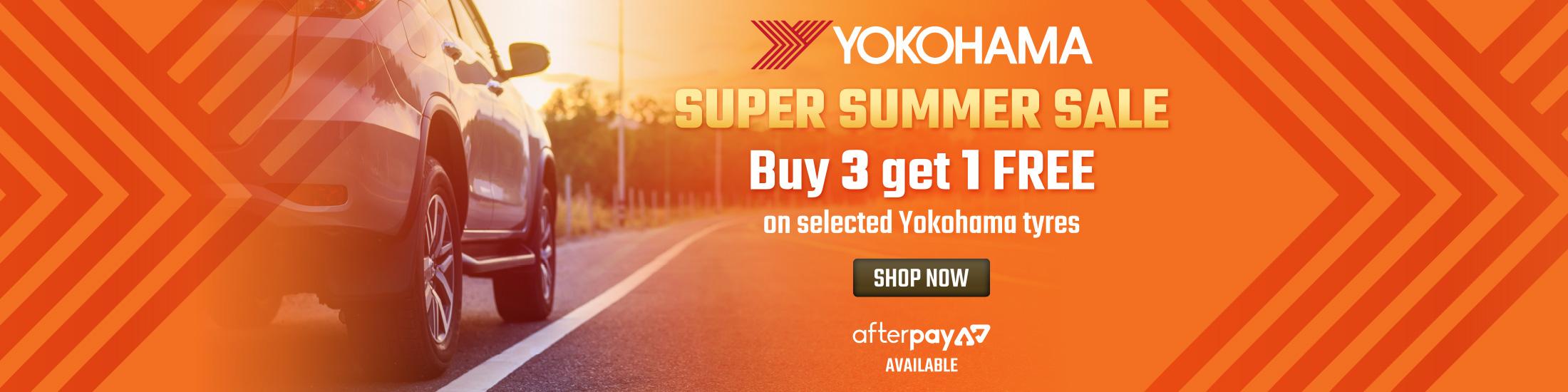 Yokohama Super Summer Sale