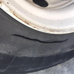 Check Your Tyres Before Storm Season